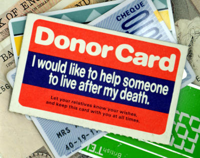 Register to be a donor