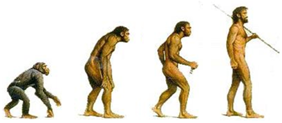 The (Evolutionary) Great Leap Forward
